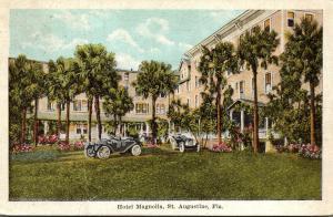 Florida St Augustine Hotel Magnolia