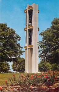 Thomas Rees Memorial Carillon Washington Park, Springfield Illinois IL, pre-zip