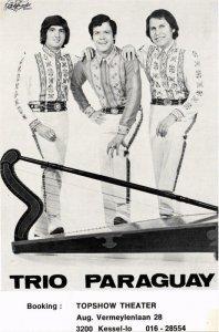 CPM Trio Paraguay, SINGER (768438)