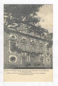 Collegio Church (Jesuits´ convent) Ponta Delgada, St-Michels, Azores 00-10s