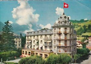 Switzerland Engelberg Hotel Schweizerhof