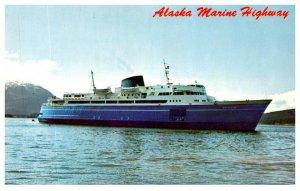 Ferries M.V. Malaspina/M.V.taku/M.V.Matanuska, , Alaska Marine Highway fleet