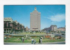 Vtg 1950's /1960's Brighton Park, Atlantic City, New Jersey Postcard