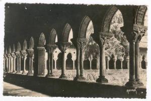 RP  Abbaye de MOISSAC, Le Cloitre, France, 30-50s