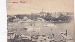Stockholom. Skeppsholmen , Sweden , 00-10s