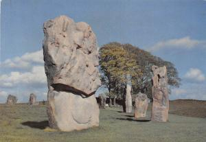 Avebury, Wiltshire, South-west sector, looking south-east