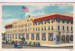 North Carolina Shelby Hotel Charles