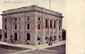 POST OFFICE, ABERDEEN, S.D.