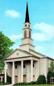 Florida Gainesville First Presbyterian Church