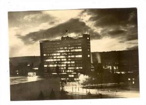 RP; Gottwaldov (now Zlín) , Czech Republic, 40-50s ; 17 etazova budova n. p....