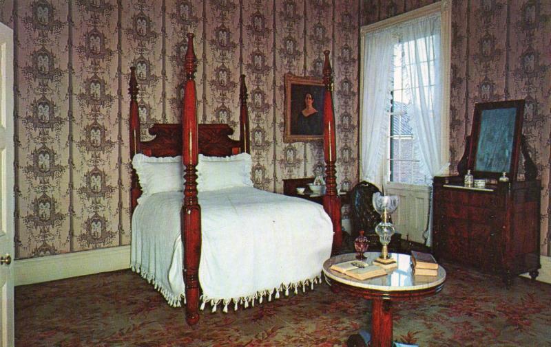 8904 Bedroom of Andrew Jackson, Hermitage Nashville, Tennessee
