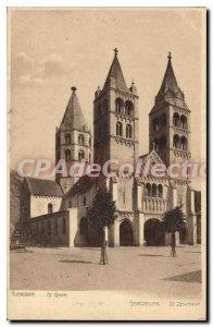 Postcard Old GUEBWILLER saint-lightweight