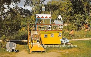 Noah's Ark, Story Book Island Rapid City, South Dakota, SD, USA Unused