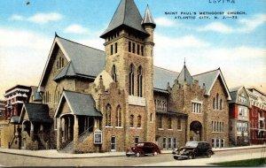 New Jersey Atlantic City Saint Paul's Methodist Church
