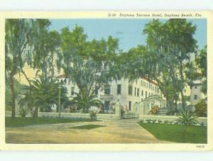 Linen DAYTONA TERRACE HOTEL Daytona Beach Florida FL HQ3839
