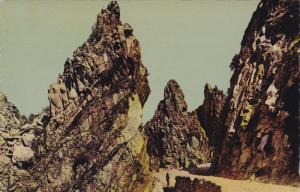 Les Calaques De PIANA (Corse du Sud), France, 1900-1910s