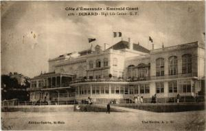 CPA  Coté d'Émeraude -Emerald Coast - Dinard - High Life Casino  (584549)
