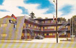 Oregon Portland Broadway Motel