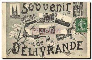 Old Postcard Remembrance Delivrande