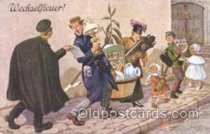 Arthur Thiele (Germany) Postcard Post Card Series 256/6 unused