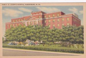 West Virginia Parkersburg St Joseph's Hospital