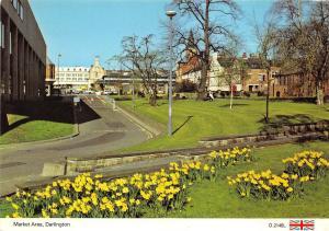 B31223 Market Area Darlington    uk