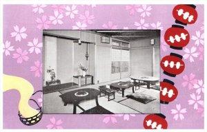 Nippon Japan Kyoto   Mishimatei Restaurant Interior Lounge