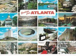 Greetings From Atlanta Georgia With Multi Views