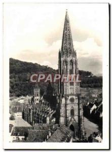 Modern Postcard The Munster cathedral