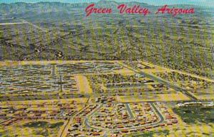Arizona Green Valley Aerial View