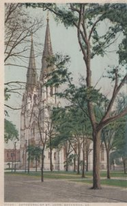SAVANNAH , Georgia , 00-10s , Cathedral of St John