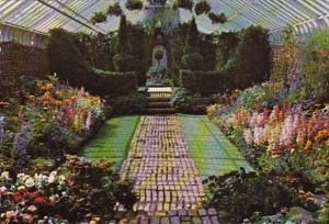 New Jersey Somerville The Duke Gardens A View Of The English Garden