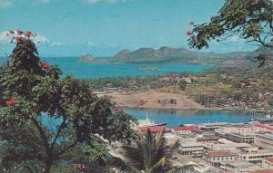 Castries, St. Lucia, West Indies, 1940-1960s