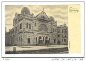 Baptist Temple, Philadelphia, Pennsylvania, pre-1907
