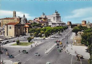 Citta Roma Rome Forums Imperiali Street