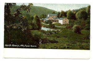 ME - North Newry. Poplar Tavern