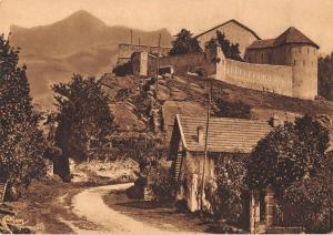BR48956 Colmars le fort de savoie      France