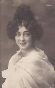 RP (tinted) , Female Head portrait #3 , 00-10s ; Canada publisher Warwick Bro...