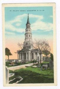 St. Philip´s Church, Charleston, South Carolina, 1900-10s