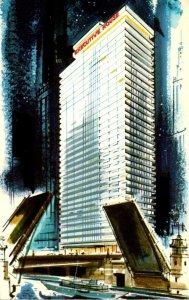 Illinois Chicago Executive House 1964