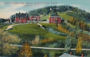 Orphan Asylum on Pinnacle Hill, Rochester, New York - DB