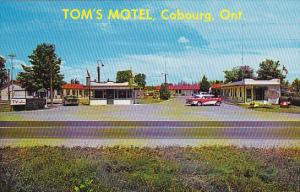 Canada Tom's Motel Cobourg Ontario