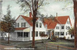 7049   ME  North Haven 1911  Mullen House Hotel