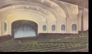 Indiana Bloomington Auditorium Looking Toward Stage University Of Indiana Alb...