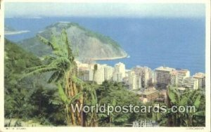 Copacabana Rio De Janeiro Brazil Unused