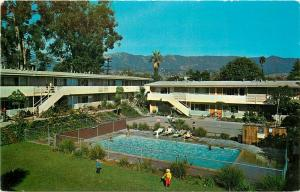 Advertising, Tichnor Brothers Postcards, Motel