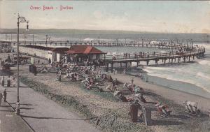 DURBAN, South Africa; Ocean Beach, 00-10s