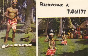 Tahiti Scenes Of Polynesian Life