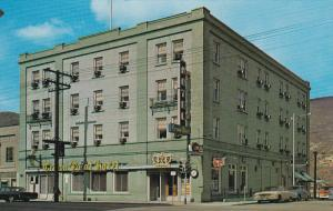 Crown Point Hotel, Silver City, TRAIL, British Columbia, Canada, 40-60s