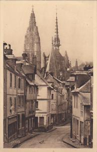 France Caudebec-En-Caux La Grande Rue
